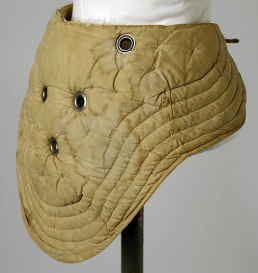 Bustle, early 20th c., Met Museum
